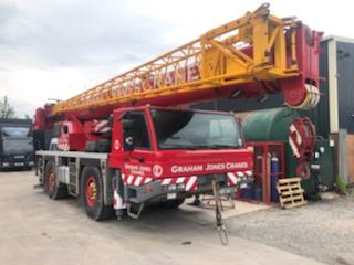 Tadano Faun ATF40 Crane for sale
